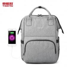 Городской рюкзак Tigernu T-B3358 серый