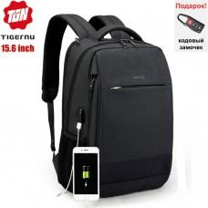 РЮКЗАК TIGERNU T-B3516 Black-Gray