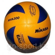 Мяч волейбольный MIKASA MVA300, профессиональный,  тренировочный