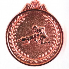 Медаль БОРЬБА (бронза)