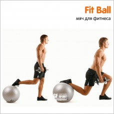 Гимнастический мяч (Фитбол) King Lion Gym Ball 65 см